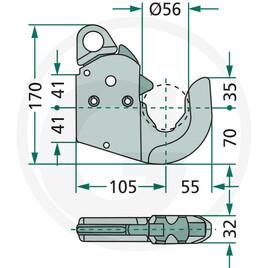 CBM UL-Schnellkuppler (Stück)