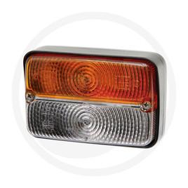 R684 R653 Lichtscheibe COBO Links für Lamborghini R603 R683