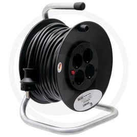 Cable reel 25 m