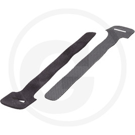 GRANIT Cable tie with hook and loop fastener