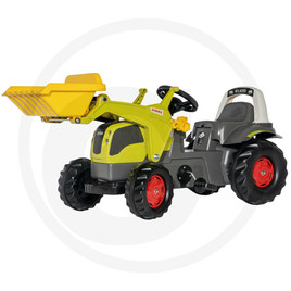 Rolly Toys Pedal tractor with Kid loader