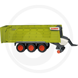 Trailer for Axion 870, with mechanical rollers, plastic, approx. 75 cm