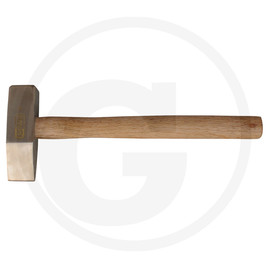 KS Tools BRONZE+ Chisel hammer 2100 g, with hickory handle